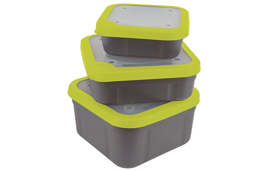 Bait Boxes Grey/Lime