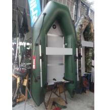 BOAT 007 290cm  zelený