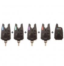 Hlásiče FLACARP - Sada hlásičů F1 s příposlechem 4+1