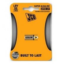 Alkalická baterie JCB LRV08 / 12V, blistr 1 ks