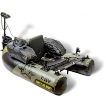 Belly boat Black Cat set s elektromotorom BC2400