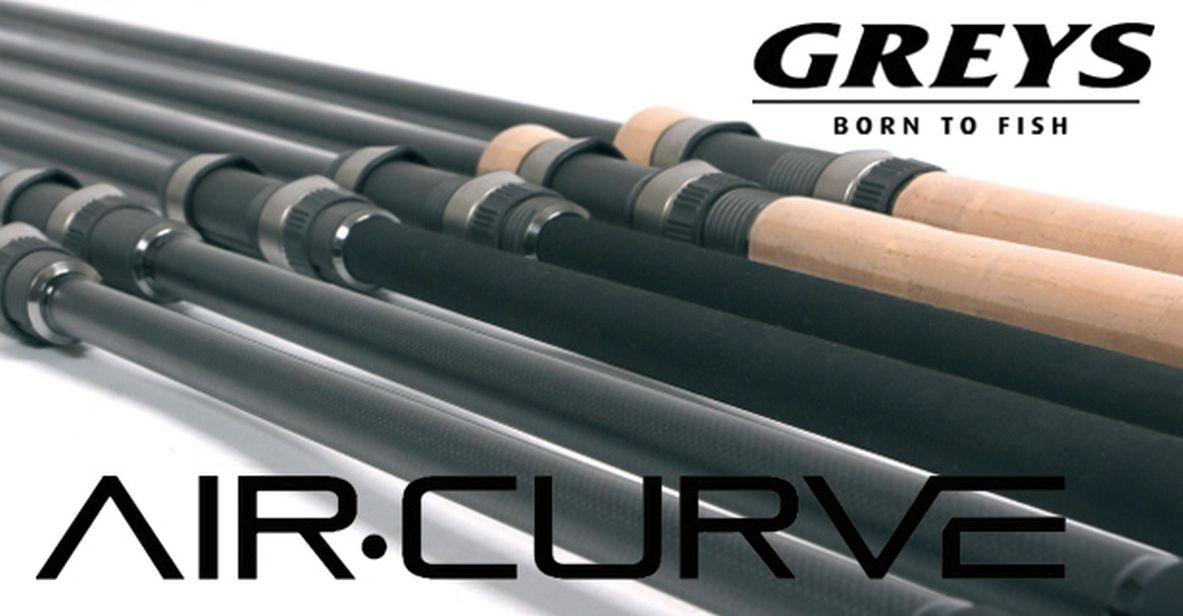 Kaprový prut s korkovou rukojetí Greys Air Curce 50mm