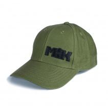 Mikbaits oblečení - Čepice MiK zelená