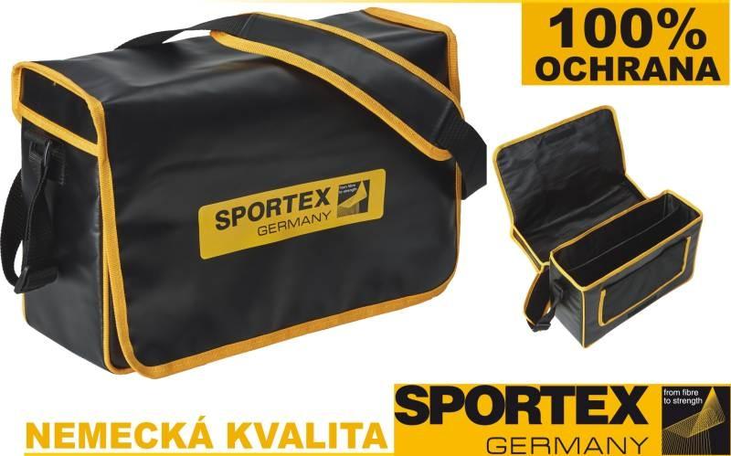 SPORTEX - rybářská přívlačová taška