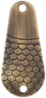 Třpytka - GNOM vel. 1 / 12 g / 5 cm - OLD GOLD