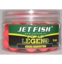 Jetfish  POP UP legend range - 60g - 16mm - Losos ASAfoetida
