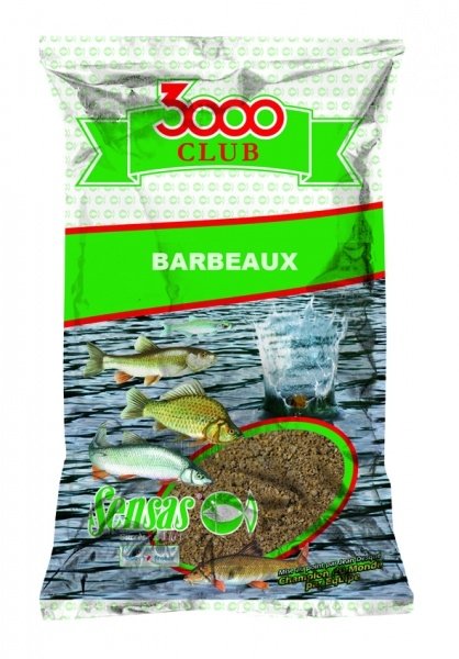 Krmení 3000 Club Barbeaux (parma) 1kg