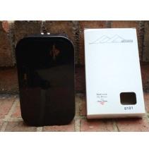 Krabička Foam Alvern černá plastová