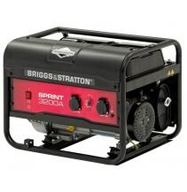 Elektrocentála motorová B&S - Sprint 3 200 A