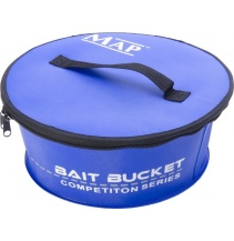 Miska MAP Large EVA Ground Bait Bowl with Lid