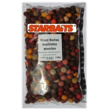 Boilies STARBAITS Směs 2,5kg