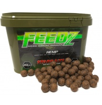 FEEDZ Boilies HEMP 14mm 4kg