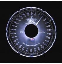 Osvětlení - ciferníkové váhy