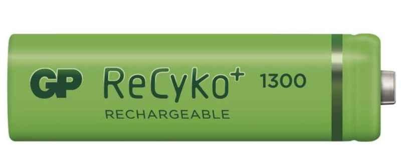 Baterie GP RECYKO 1,2V / 1300mA - AA - 2ks