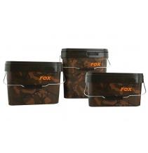 FOX - Kbelík plastový Camo Square Buckets