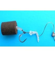 Maskovací červ pro kaprové montáže tenký drát cena za 5