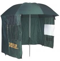 Deštník s bočnicemi Zebco storm