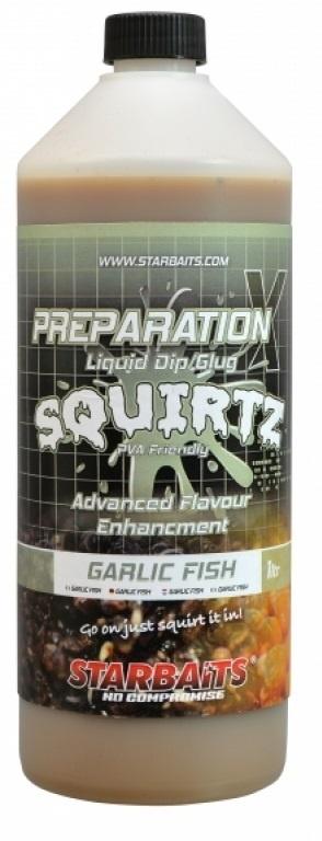 Booster PREP X SQUIRTZ GARLIC FISH 1L
