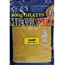 Lorpio Megamix 3kg kapr(scopex Vanilka)