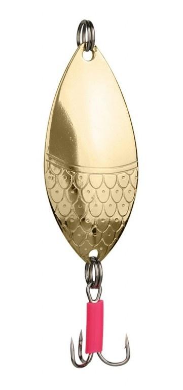 Třpytka - ROACH vel. 1 / 8 g / 4.2 cm - GOLD