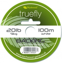 Backing Wychwood 20lb/100m Orange
