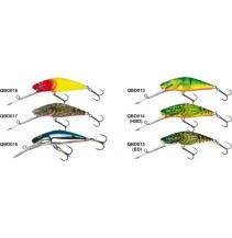 Salmo rybářské woblery BULLHEAD BD6SDR