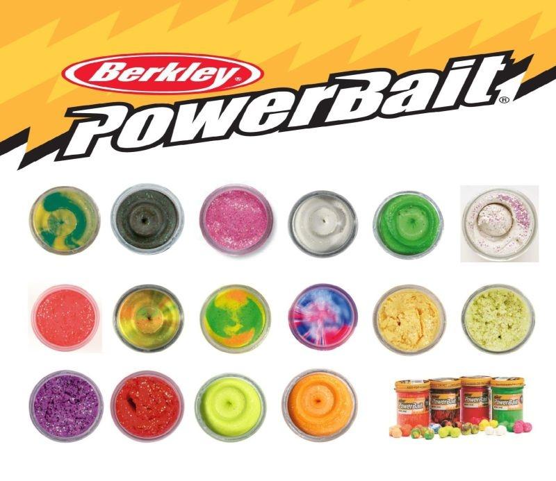 Těsto na pstruhy Powerbait Select Glitter