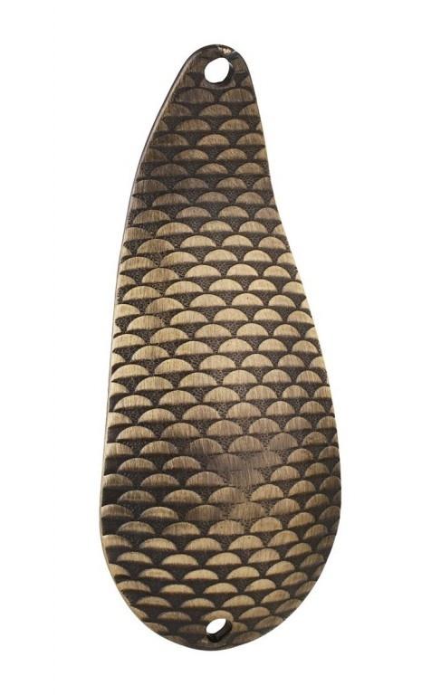 Třpytka - TRACKER vel. 1 / 38 g / 8.5 cm - OLD BRASS