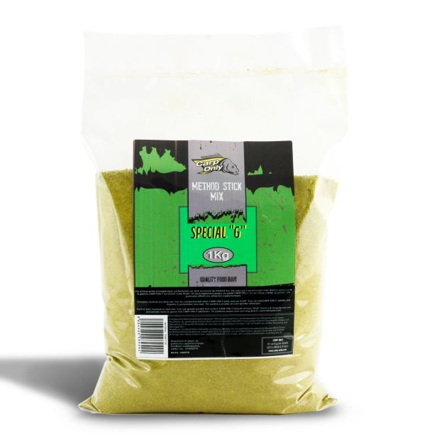 Method stick mix CARP ONLY Special G 1kg