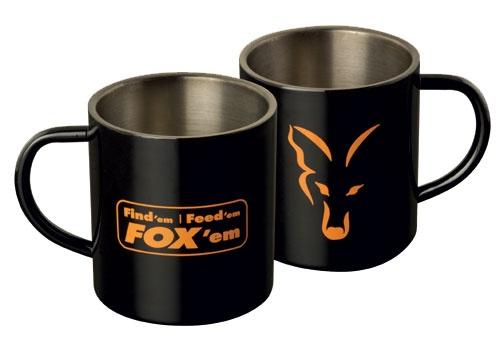 FOX Stainless Steel Mug