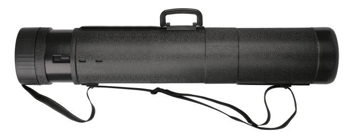 TUBUS - na pruty nastavitelný 105-180 cm / 18 cm