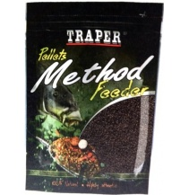 Traper Pellets method feeder 500g  2mm Bream Belge