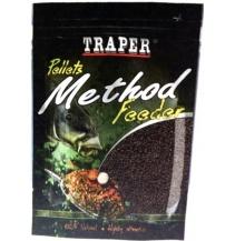 Traper Pellets method feeder 500g  2mm Bream Belge