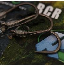 Gardner Háčky bez protihrotu Rigga (BCR) Hooks Barbless