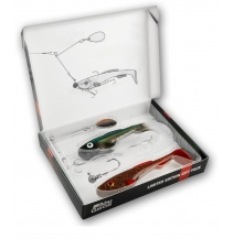 Dárková krabička Abu Garcia Beast 21cm 2+3 GiftPack LTD