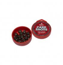 Garda Carp Shots - Carp Shots camou brown 1,2g 20ks