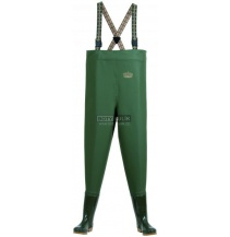 PRSAČKY DEMAR GRAND CHEST WADERS 3192 ZELENÁ