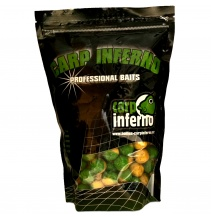 Carp Inferno Boilies Nutra line 25 mm 1 kg