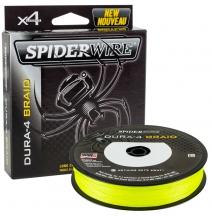 Šňůra SpiderWire Dura4 150m Žlutá