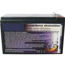 Akumulátor k sonaru