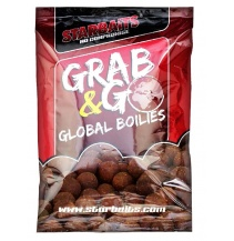 Global boilies BANANA CREAM 20mm 2,5kg