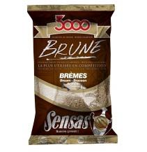 Krmení 3000 Brune Bremes (cejn-hnědá) 1kg