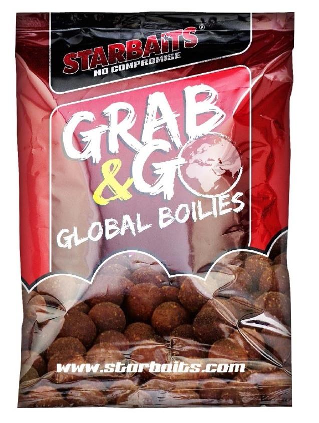 Global boilies SCOPEX 20mm 10kg