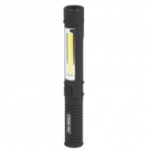 Svítilna Worklight CWL1046, COB, 3xAAA, magnet