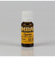 Esenciální oleje 10ml - Česnek