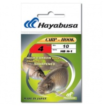 Hayabusa háčky H1 Velikost 6, 10 ks/bal