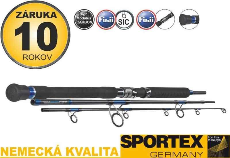 Mořské pruty Sportex Mastergrade GT Popper 3-díl