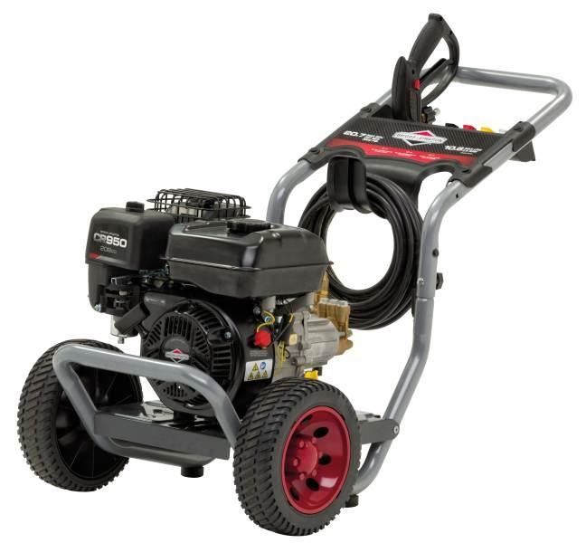 Tlaková myčka motorová B&S - Elite PW 3000