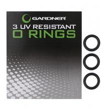 Gardner Podložkové kroužky UV Resistant O-Rings, 3ks