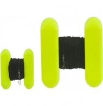 Anaconda H –bojka Cone Marker, se zátěží, signální žlutá, 12 x 14 cm
